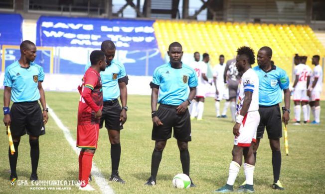 PICTURES: Asante Kotoko vs Hearts of Oak super clash