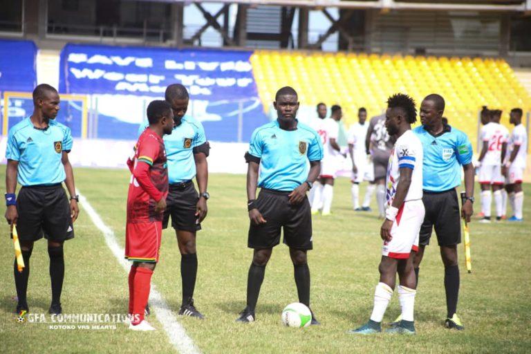 PICTURES: Asante Kotoko vs Hearts of Oak super clash