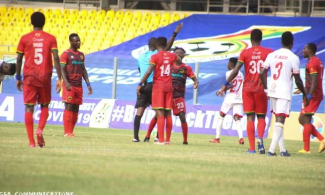 Elmina Sharks face Asante Kotoko Friday - Preview