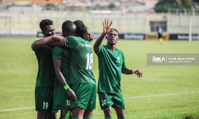 Mustapha scores in Elmina Sharks win against Asante Kotoko