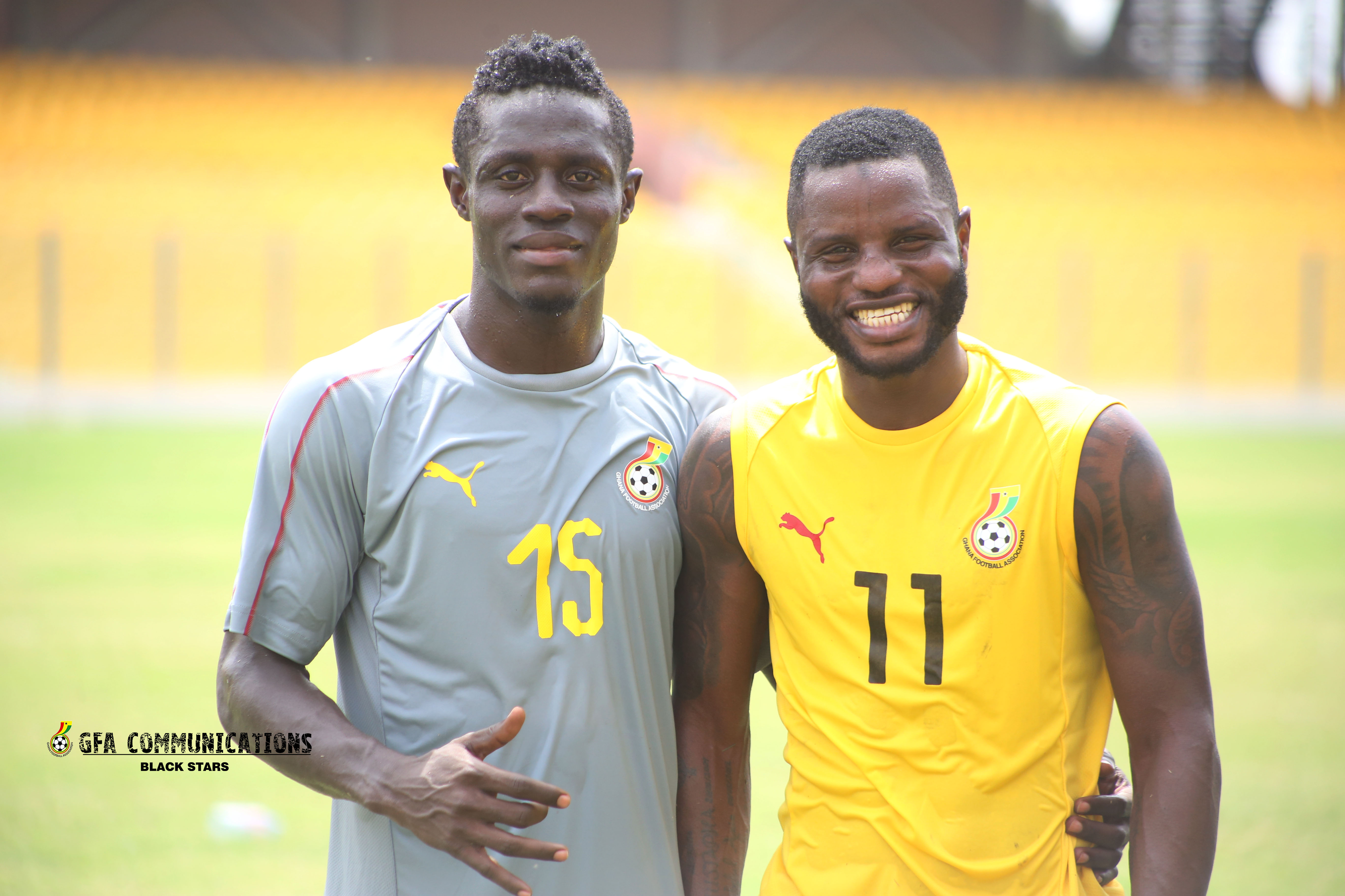 Players are motivated and confident ahead of qualifiers – Wakaso