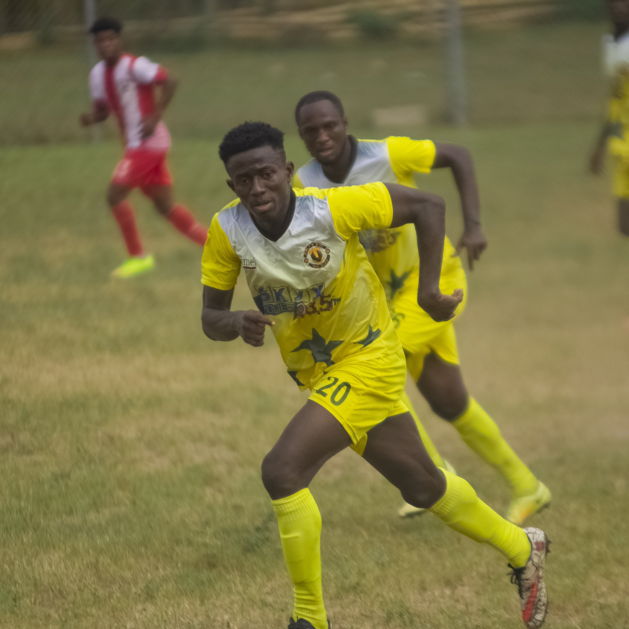 Zone two results: Skyy FC maintain winning run, Gold Stars beat Hasaacas, Samartex pip Vipers at home