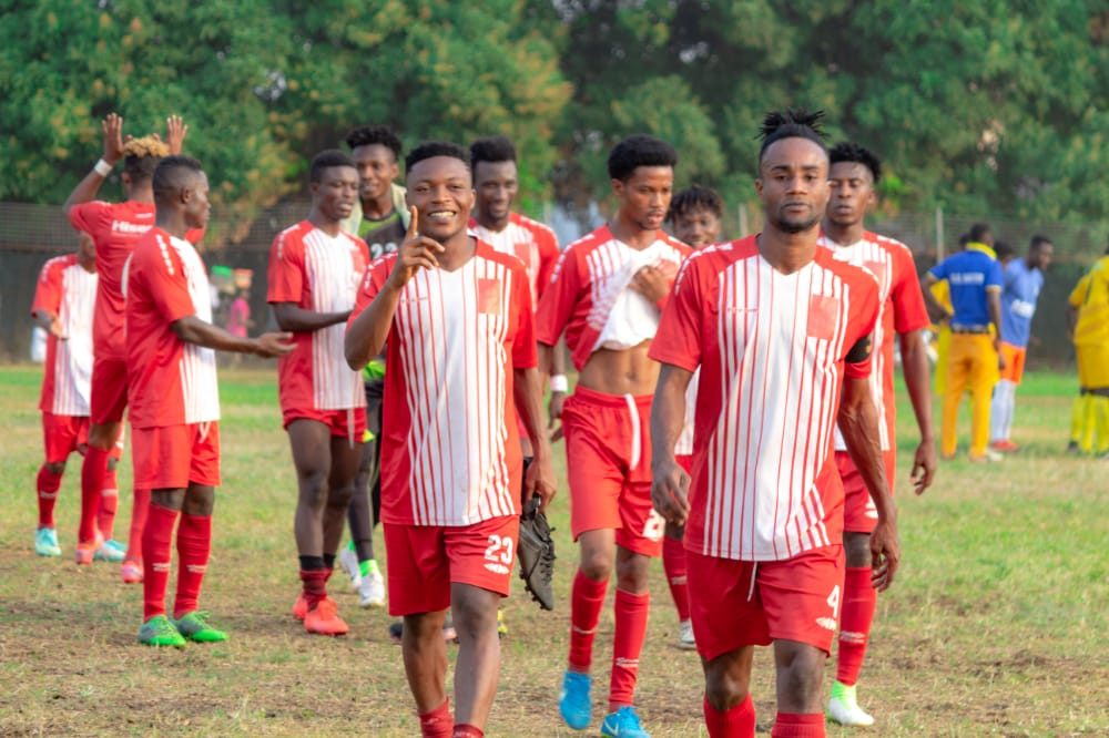Zone One results: Arsenal back to winning ways, Steadfast ascend league ladder, B.A United topple Tamale City