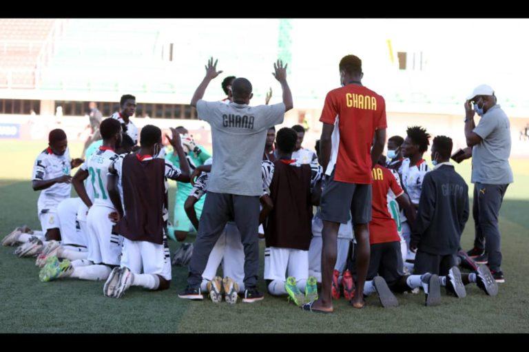 Black Satellites to face Uganda in Saturday's U20 AFCON final