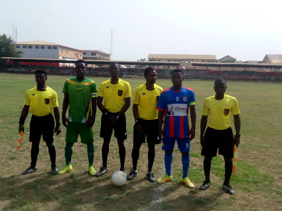 Match Officials for Division One League Matchweek 13