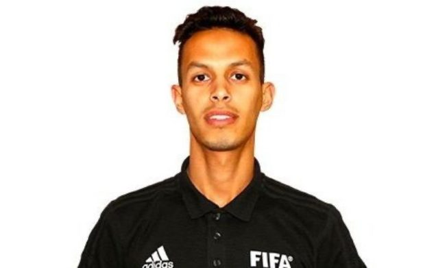 Bouh gets Ghana vs. Uganda AFCON final