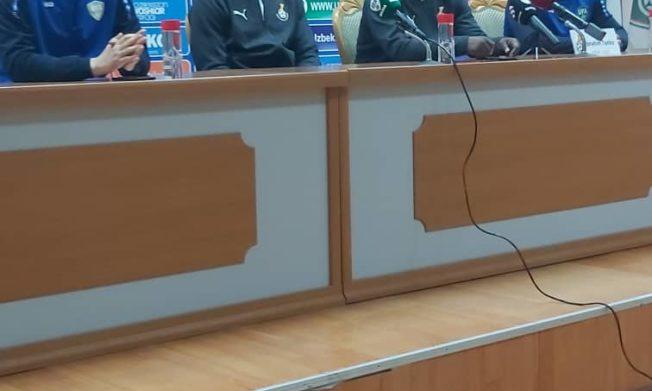 Black Stars B suffer 2-1 defeat to Uzbekistan in International friendly