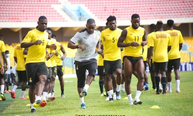 Black Stars' AFCON qualifier against Sao Tome to be played behind closed doors