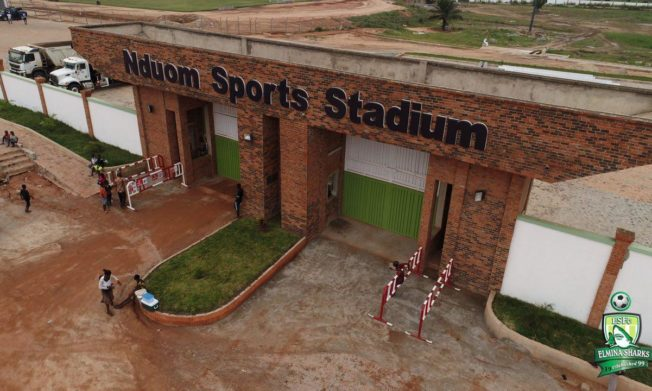 Club Licensing Board reveals decision on Golden City Park and Nduom stadium