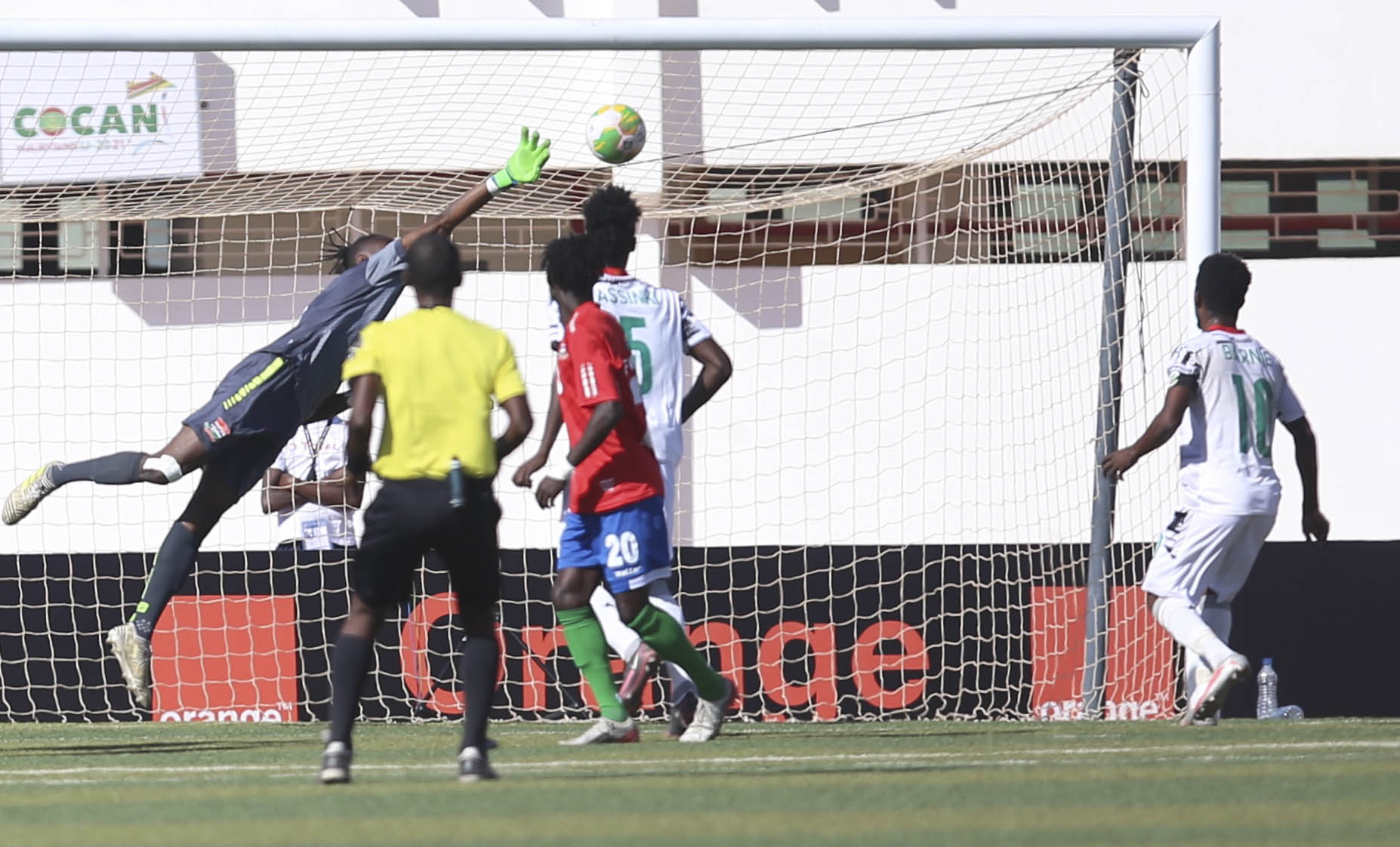 Boah strike sends Ghana to Cup of Nations final