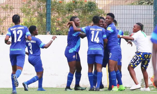Match Report: Berry Ladies 1-0 Soccer Intellectuals