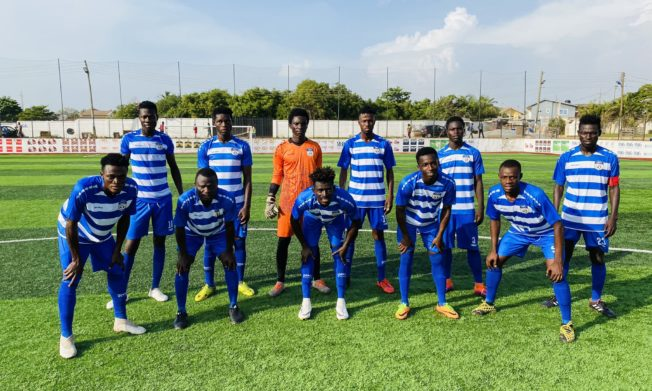 DOL Zone One results: Gbewaa beat Arsenal, Unity share spoils with Mighty Royals and Young Apostles stop Tamale City
