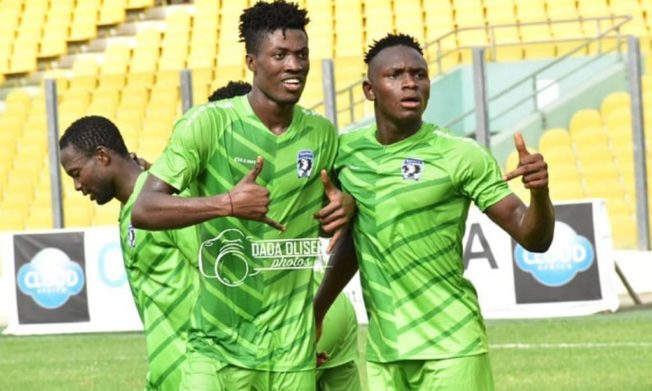 Annor scores absolute stunner in Bechem United win against Liberty Professionals