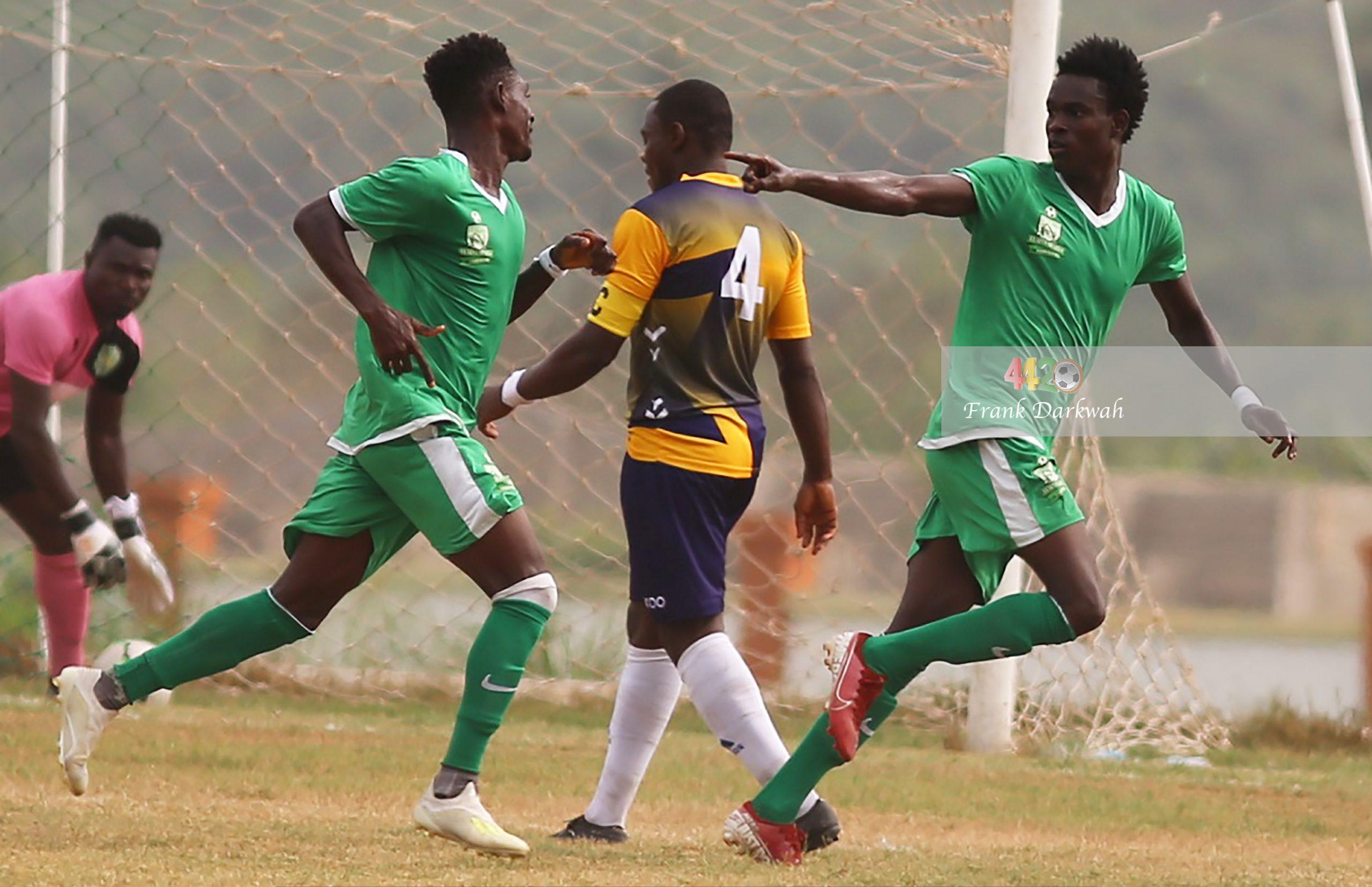 Benjamin Boateng strike gives Sharks win in derby