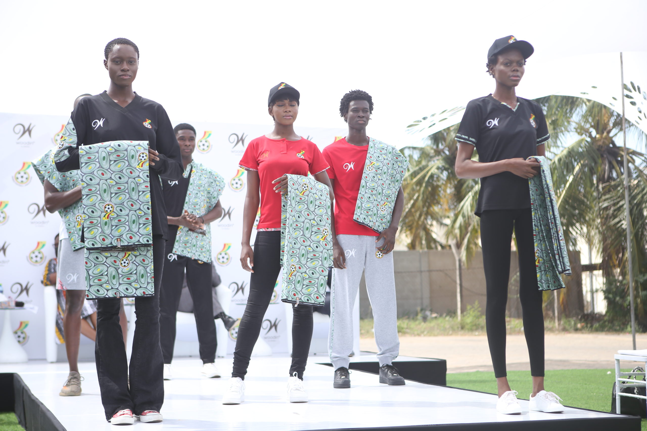 Cloth 1 scaled - GFA unveils Woodin as Official Textile partner