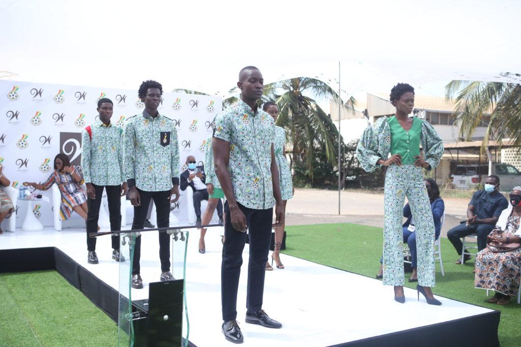 Cloth 3 1024x683 - GFA unveils Woodin as Official Textile partner