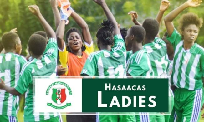 Hasaacas Ladies cleared to compete in CAF Women's Champions League