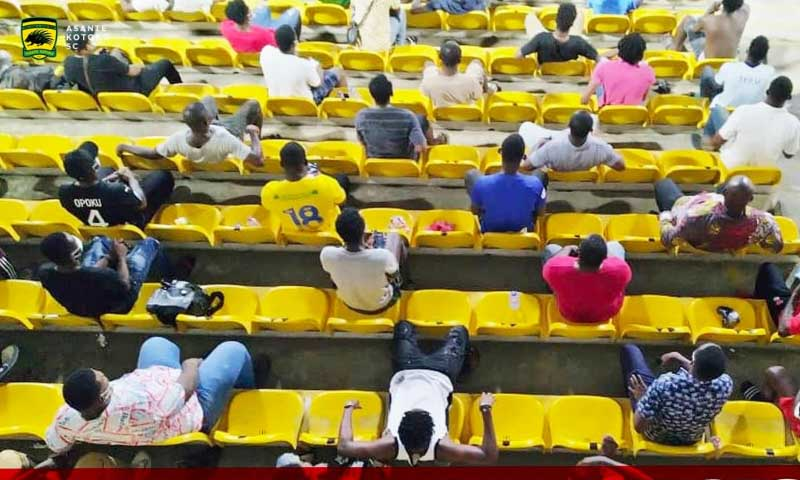 PRESS STATEMENT – Return of football fans to match venues
