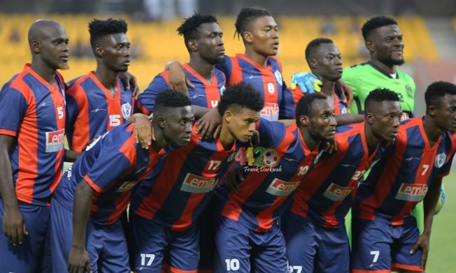 Legon Cities face Dreams FC Sunday - Preview