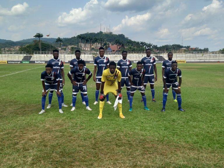 Karikari scores as Liberty Professionals stun Wonders at Obuasi