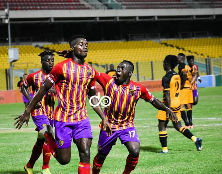 Obeng Jnr scores late to give Hearts of Oak a point at Karela
