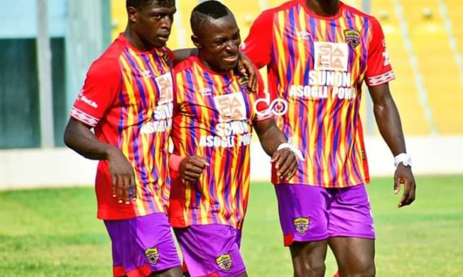 Hearts of Oak run over Aduana FC to move third
