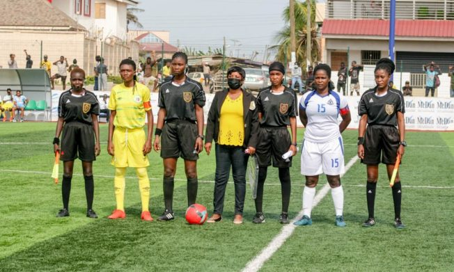 Match Officials for Women's Premier League Matchweek 8