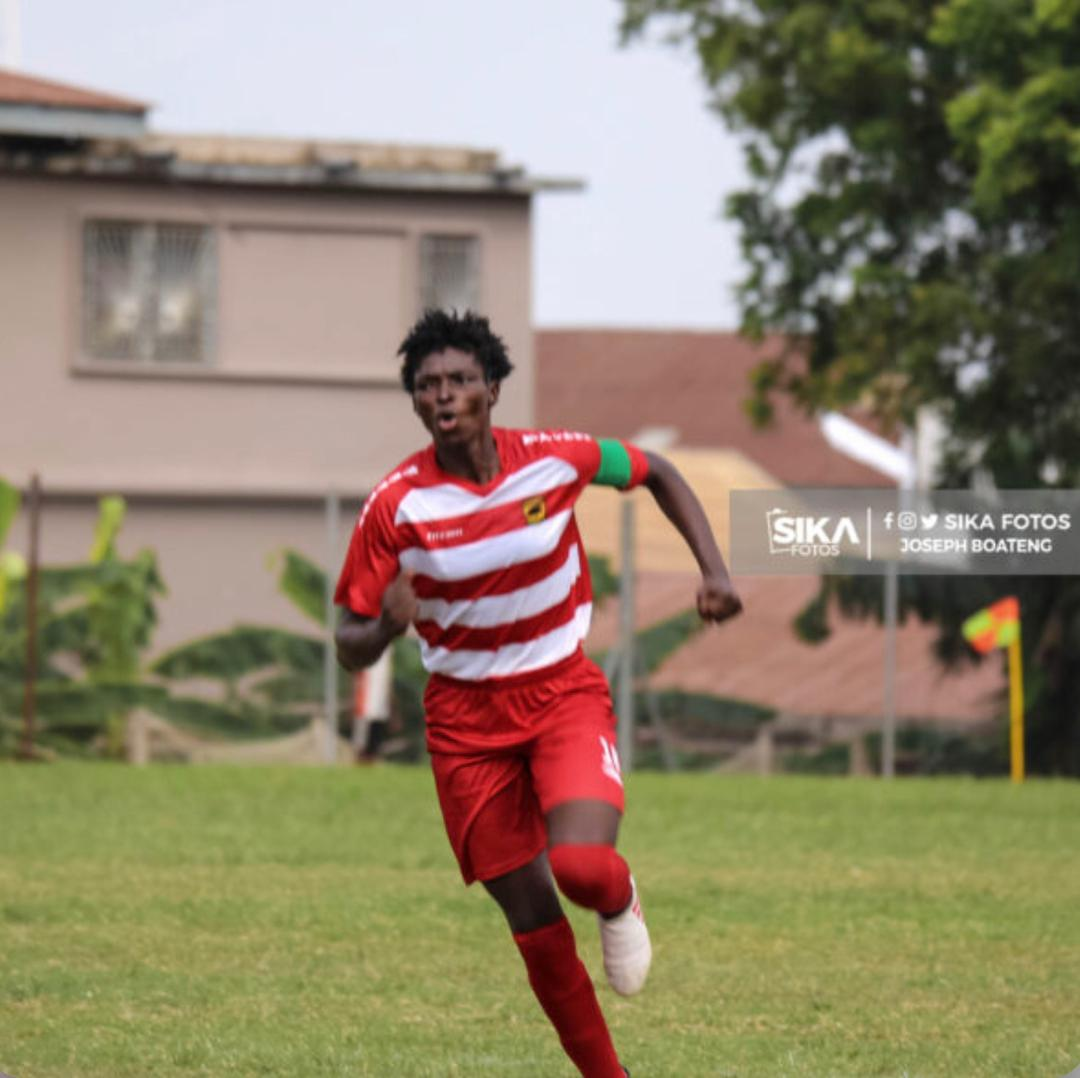Fabulous Ladies player Rabi Musah banned for one year for assaulting Referee