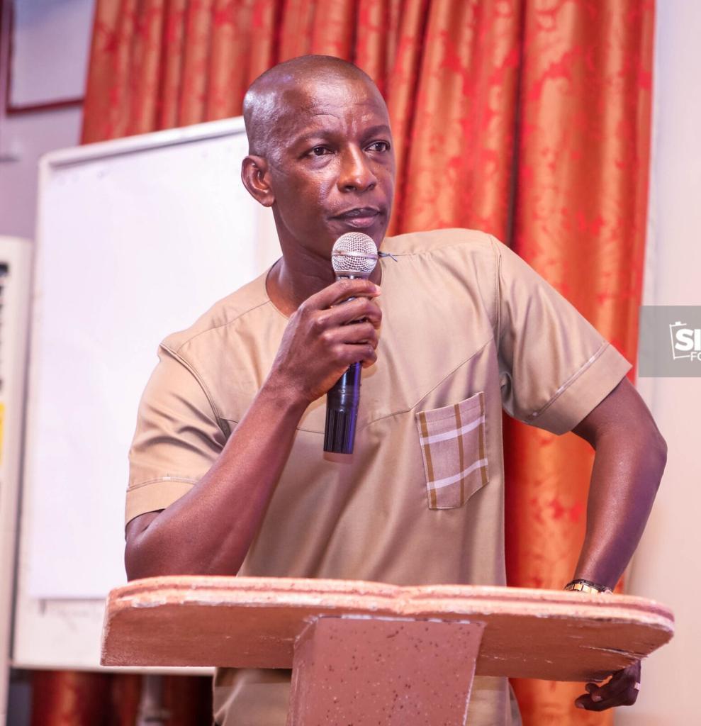 Alex Asante appointed for Pyramids vs Namungo FC Confederation Cup match