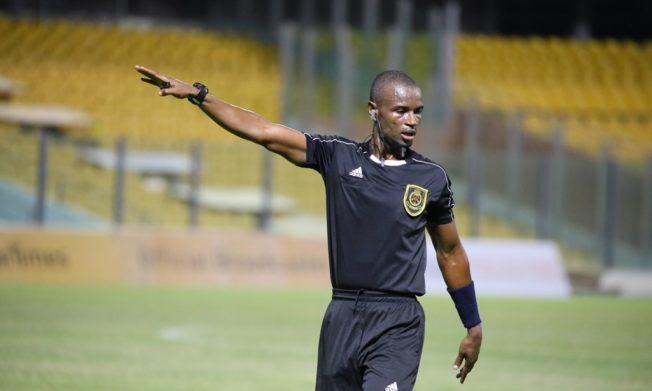 Match Officials for Ghana Premier League Matchweek 21