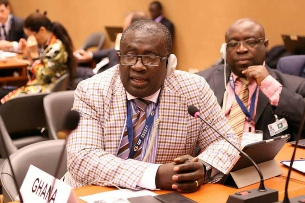 Dr. Tony Aubynn keeps Black Stars B Management Committee post