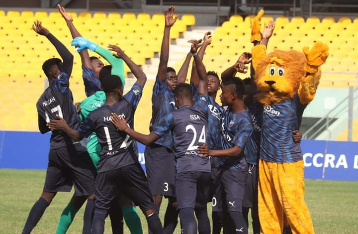 DOL Zone Three results: Heart of Lions draw with Tema Youth, Uncle T United shock Nania, Krystal Palace beat Young Wise