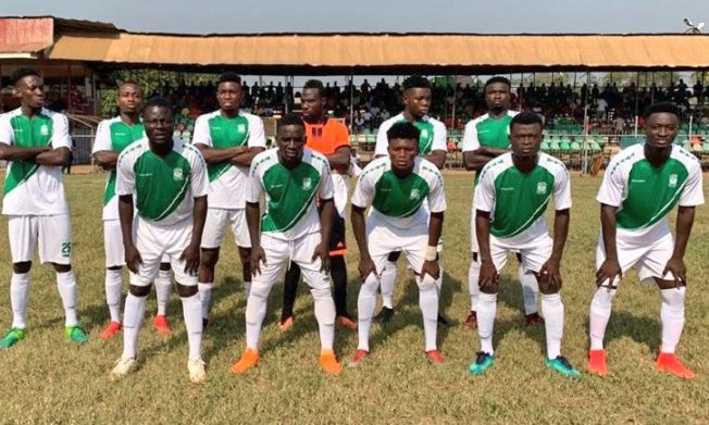 DOL Zone One results: RTU pip Bofoakwa, BA United shock Tamale City, Steadfast hold Young Apostles