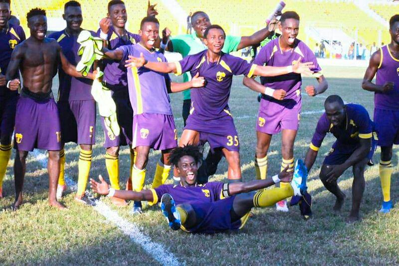 DOL Zone Two results: Unistar hold high flying Gold Stars, Skyy FC beat Wassaman, Deportivo draw with Samartex in six goal thriller