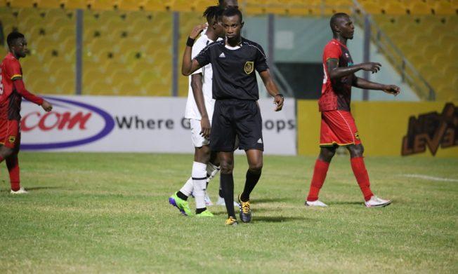 Match Officials for Ghana Premier League Matchweek 24