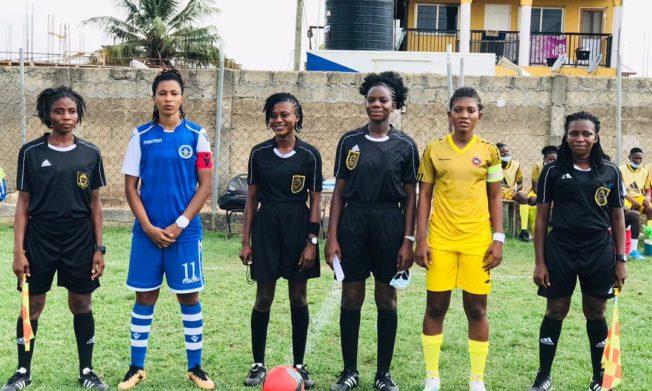 Match Officials for Women's Premier League Matchweek 12