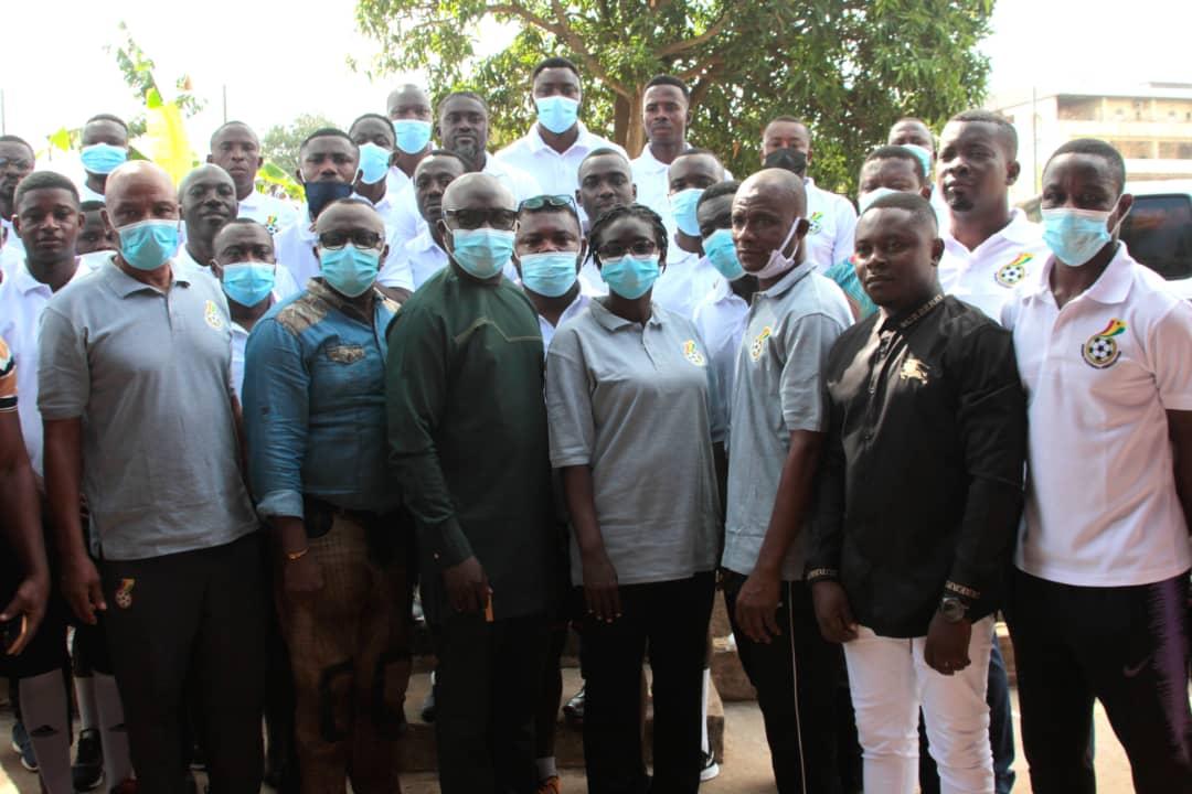 GFA License D Coaching course begins in Kumasi - 110 coaches to undergo training in Ashanti Region