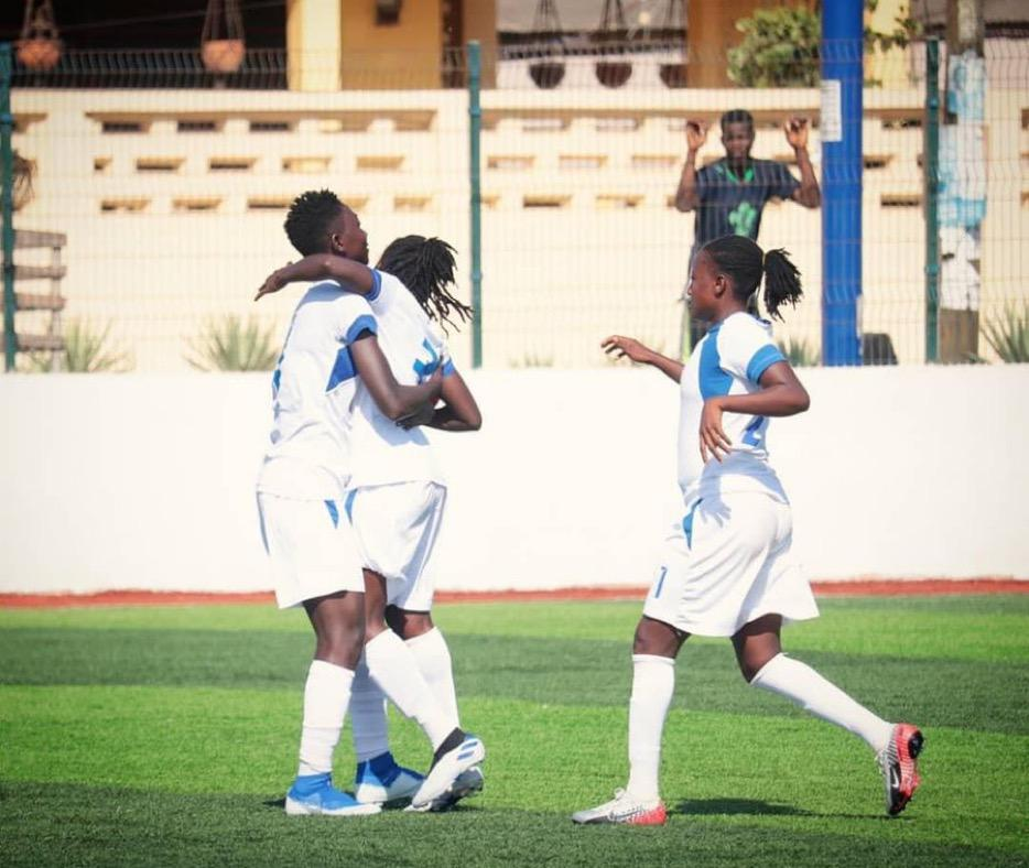 Women's FA Cup Results: Sea Lions, Immigration win, Fabulous Ladies fall to Dreamz Ladies