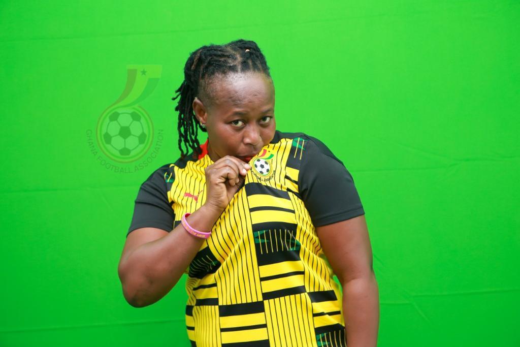 GFA appoints Adjoa Bayor as national teams' coordinator