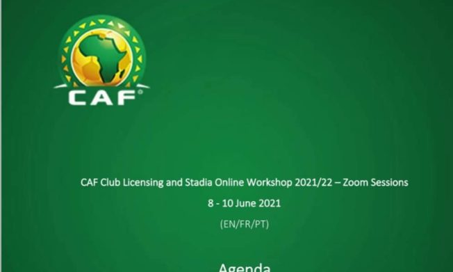 GFA to participate in CAF Club Licensing & Stadia Workshop