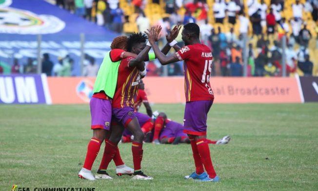 Hearts of Oak snatch points against rivals Asante Kotoko, Liberty beat Inter Allies