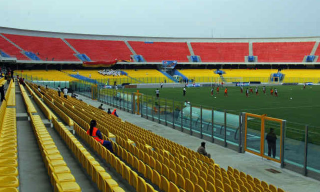 GFA engages Military to ensure effective security for remaining league matches