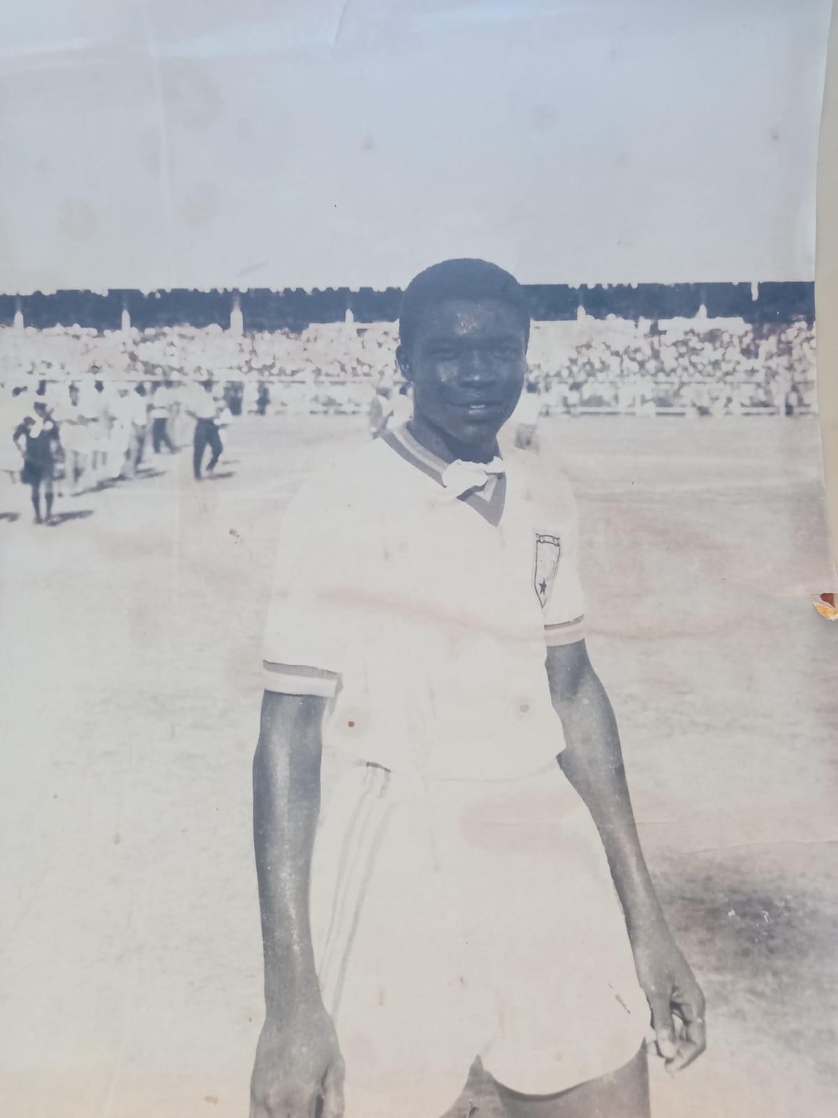 GFA commiserates with family of late John Mensah