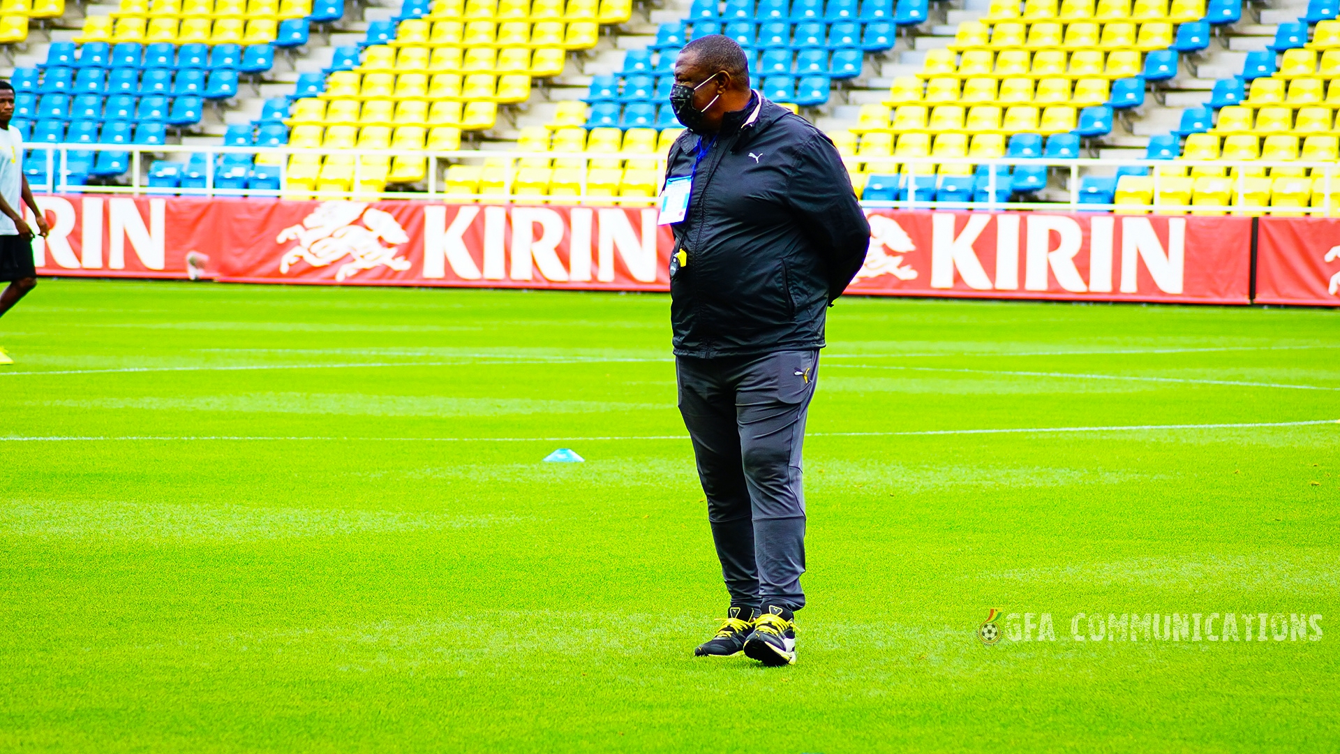 Japan friendly gives chance for assessment – Coach Fabin