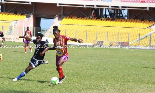 MTN FA Cup: Holders Asante Kotoko down BYFA to progress as Hearts of Oak thump Liberty Professionals to make Round of 32