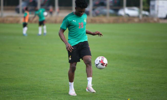 Amartey, Fameyeh, Idrissu and Kudus start against Morocco