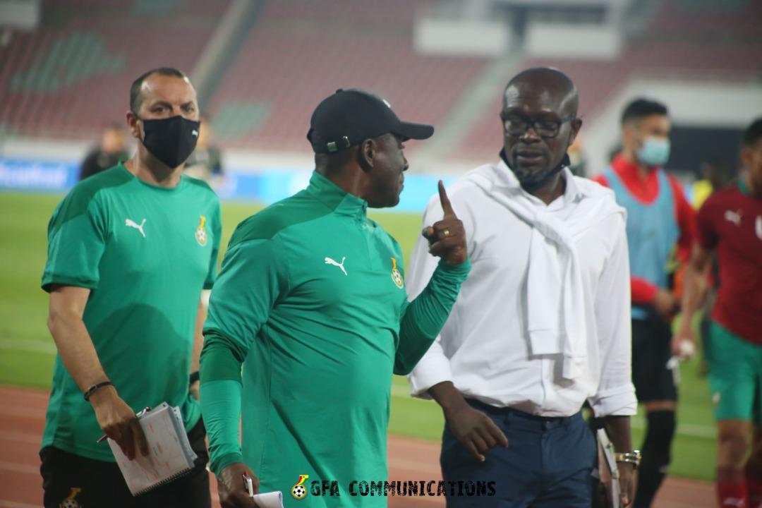 Coach Charles Akonnor on Morocco, team performance, Razak Abalora and Daniel Amartey – Transcript: