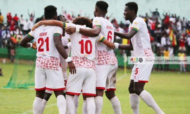 Inter Allies fall to Asante Kotoko at Dawu