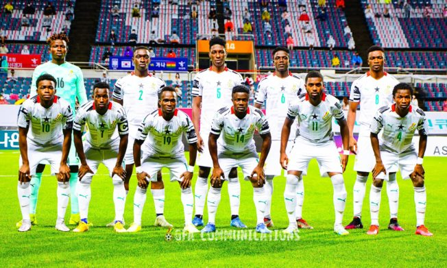 Black Meteors lose 1-2 to South Korea in second friendly match