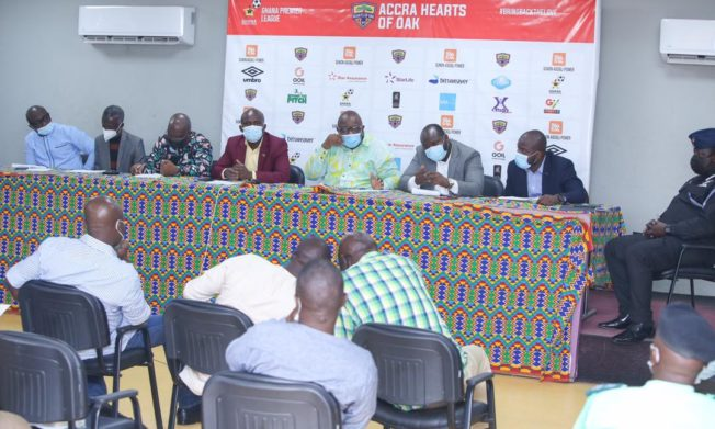 GFA, NSA, other stakeholders meet to strategize for Super clash
